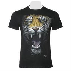 Футболка Tiger Devilfish black - фото 16965