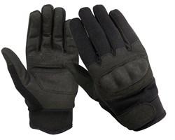Перчатки Tactical Field черные - фото 17022