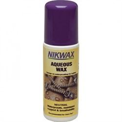 Водоотталкивающая пропитка для обуви Nikwax Agueous Wax 125мл - фото 17294