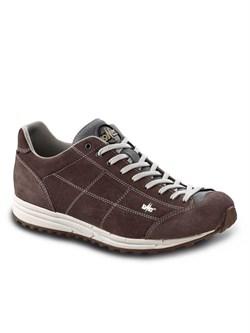 Ботинки Lomer Maipos 66 Suede Borgogna/Brain - фото 17388