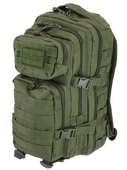 Рюкзак US Assault Pack Small Olive - фото 17486