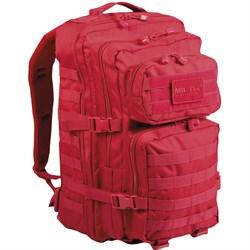 Рюкзак US Assault Pack Small Red - фото 17493