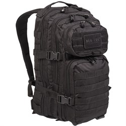 Рюкзак US Assault Pack Small Black - фото 17497