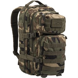 Рюкзак US Assault Pack Small Woodland - фото 17499