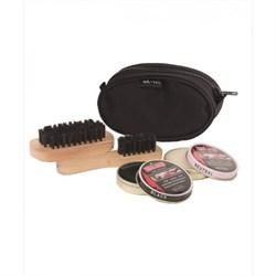 Набор для чистки обуви MIL-TEC Black - фото 17580
