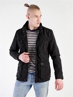 Куртка Sagan черная - фото 17629