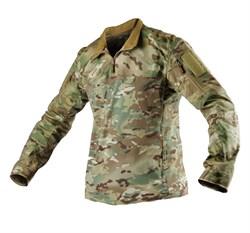 Рубашка тактическая Гюрза М-1 мультикам - фото 17643