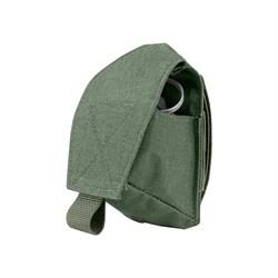 Подсумок для ручной гранаты облегченный Ф-1, РГД-5, РГО, РГН molle олива - фото 17687