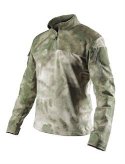 Рубашка тактическая Гюрза М-1 мох - фото 17792