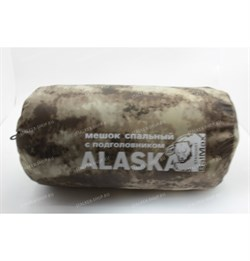 Спальный мешок Аляска Стандарт с подголовником до 0 HDT - фото 17934