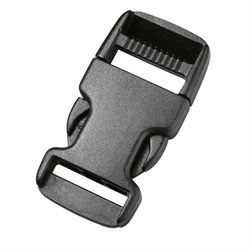 Фастекс Duraflex 38mm Mojave Side Squeeze Buckle черный - фото 18075