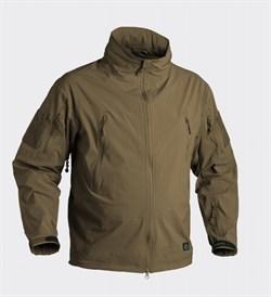 Куртка Trooper Soft Shell Mud Brown - фото 18170