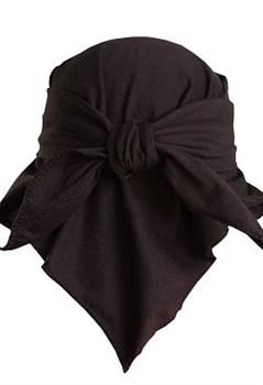 Бандана косынка черная - фото 18293