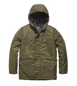 Куртка Mitchel Parka Olive Drab - фото 18497