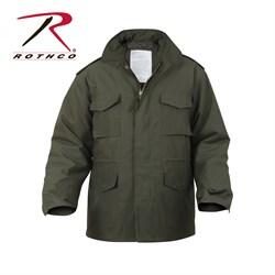 Куртка M-65 Rothco Field Jacket Olive Drab - фото 18503