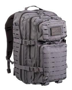 Рюкзак US Laser Cut Assault Pack Large Urban Grey - фото 18520