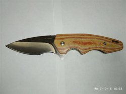 Нож складной туристический Steelclaw Фантом 3 - фото 18809