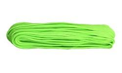 Шнур Paracord 31 метр светло-зеленый - фото 19002