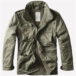 Куртка утеплённая Paratrooper Winter Jacket Olive - фото 19074