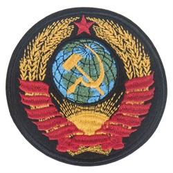 Шеврон на липучке Герб СССР - фото 19297