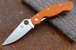 Нож складной туристический Steelclaw Боец-3 оранж - фото 19342