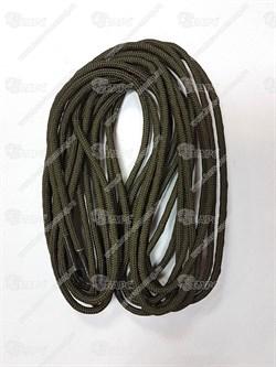Шнурки кевларовые олива 180 см - фото 19754
