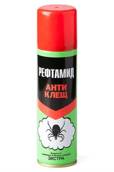 Средство инсектоакарицидное Рефтамид Таежный Экстра 145мл - фото 20066