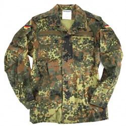 Китель полевой Bundeswehr Flecktarn женский б/у - фото 20207