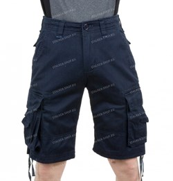 Шорты Polo Jeans Company navy - фото 20495