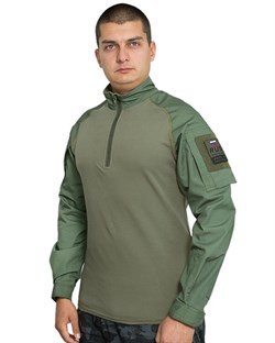 Рубашка тактическая Condor 210 olive - фото 20857