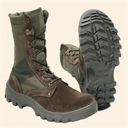 Ботинки Саванна олива - фото 20926