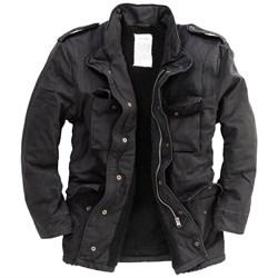 Куртка утеплённая Paratrooper Winter Jacket Black - фото 20966