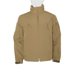 Куртка soft shell Special Ops Tactical coyote brown - фото 20977