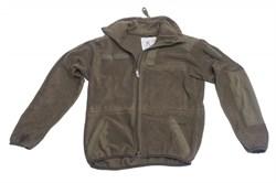 Куртка флис армии Австрии BH олива б/у - фото 20992