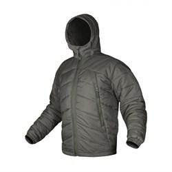 Куртка утепленная Winter Light Hood олива - фото 21018