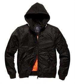 Куртка летная Westend Vintage Black - фото 21079