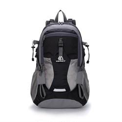 Рюкзак туристический Weikani 40л черный - фото 21119