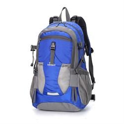 Рюкзак туристический Weikani 40л синий - фото 21124