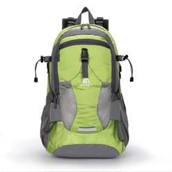 Рюкзак туристический Weikani 40л зеленый - фото 21138