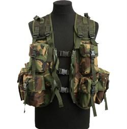 Жилет разгрузочный английской армии DPM с хранения - фото 21522
