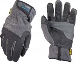 Перчатки утепленные Wind Resistant серые - фото 21690