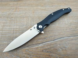Нож складной туристический Вояж черный - фото 21821