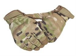 Перчатки тактические мультикам - фото 23633