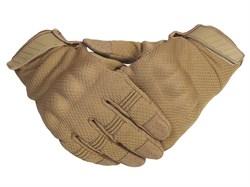 Перчатки тактические койот - фото 24062