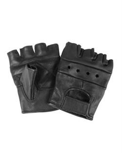 Перчатки Biker без пальцев - фото 4957