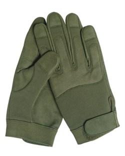 Перчатки ARMY Olive - фото 4958