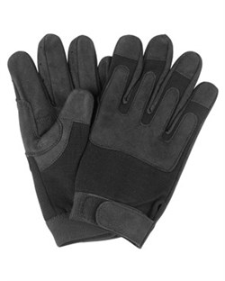 Перчатки ARMY Black - фото 4961