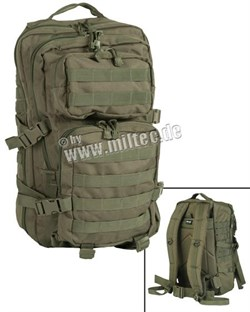Рюкзак US Assault Pack Large Olive - фото 5194