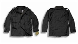 Куртка M-65 Alpha Field Jacket Black - фото 5301