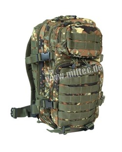 Рюкзак US Assault Pack Small Flecktarn - фото 5324